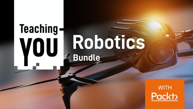 Teaching You Robotics eBook Bundle
