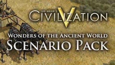 Civilization V - Wonders of the Ancient World Scenario Pack DLC