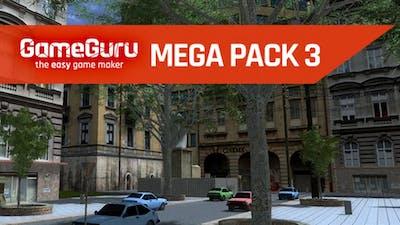 GameGuru Mega Pack 3 DLC