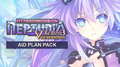 Hyperdimension Neptunia Re;Birth3 - Histy's Emergency Aid Plan Pack DLC