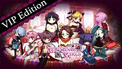 Criminal Girls: Invite Only Digital VIP Edition