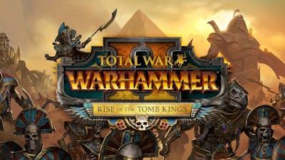 Total War: WARHAMMER II – Rise of the Tomb Kings DLC