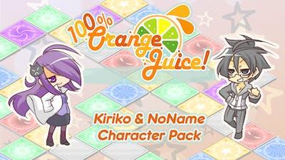 100% Orange Juice - Kiriko & NoName Pack - DLC