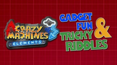 Crazy Machines Elements DLC - Gadget Fun & Tricky Riddles DLC