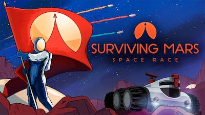 Surviving Mars: Space Race - DLC