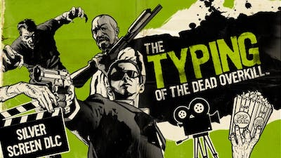 The Typing of the Dead: Overkill - Silver Screen DLC