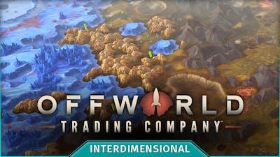 Offworld Trading Company - Interdimensional DLC