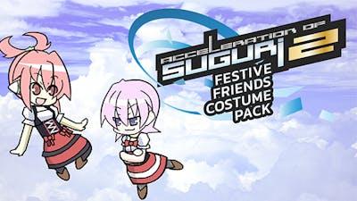 Acceleration of SUGURI 2 - Festive Friends Costume Pack