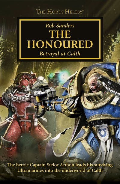 The Horus Heresy: The Honoured