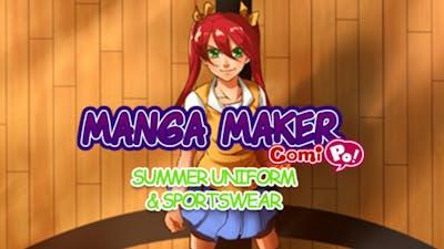 ComiPo! Summer Uniform & Sportswear DLC