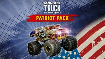 Monster Truck Championship - Patriot Pack - DLC