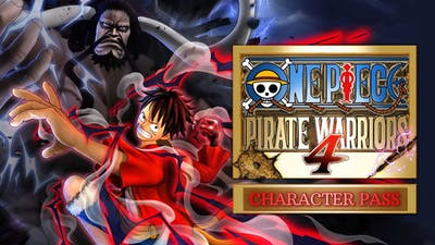 ONE PIECE: PIRATE WARRIORS 4 Character Pass