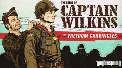 Wolfenstein II: The Deeds of Captain Wilkins DLC