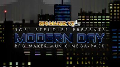 RPG Maker VX Ace: Modern Music Mega-Pack DLC