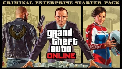 Grand Theft Auto V Criminal Enterprise Starter Pack Dlc Pc Rockstar Social Club Downloadable Content Fanatical