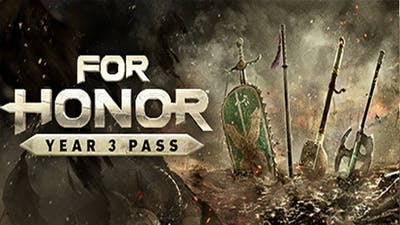 FOR HONOR - Year 3 Pass | PC Uplay Downloadable Content