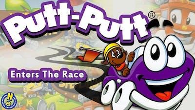 Putt-Putt® Enters the Race