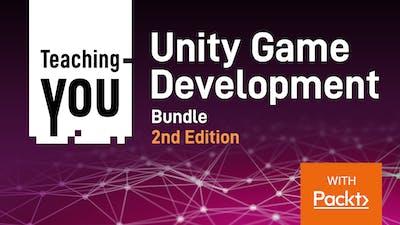 Unity Game Development Bundle 2nd Edition