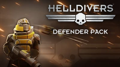HELLDIVERS - Defenders Pack - DLC