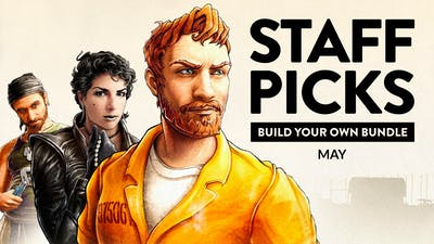 Staff Picks Build your own Bundle - May 2021