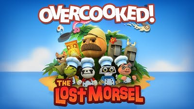 Overcooked - The Lost Morsel DLC