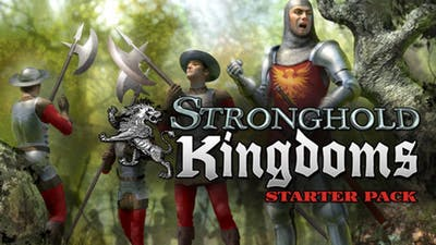 Stronghold Kingdoms Starter Pack DLC | PC Steam Downloadable Content