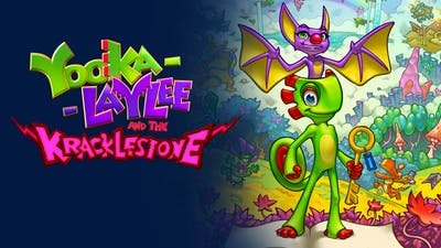 Yooka-Laylee and the Kracklestone - Graphic Novel - DLC