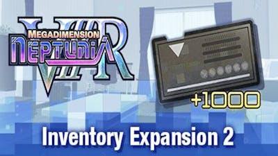Megadimension Neptunia VIIR - Inventory Expansion 2