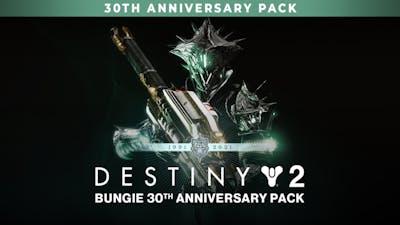 Destiny 2: Bungie 30th Anniversary Pack - DLC