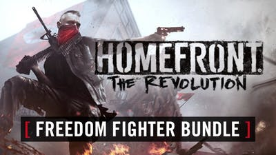 Homefront: The Revolution - Freedom Fighter Bundle