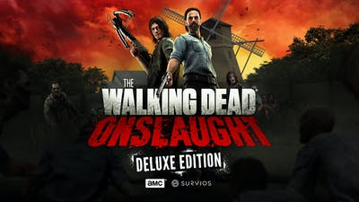 The Walking Dead Onslaught - Deluxe Edition