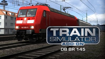 Train Simulator: DB BR 145 Loco Add-On - DLC