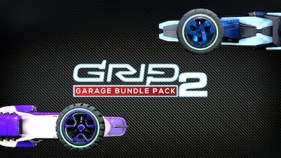 GRIP: Combat Racing - Garage Bundle Pack 2 - DLC