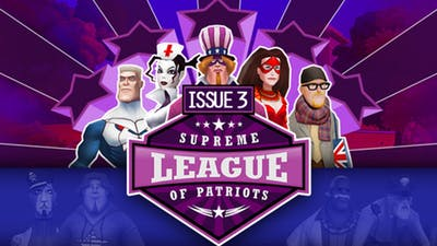Supreme League of Patriots - Episode 3: Ice Cold in Ellis
