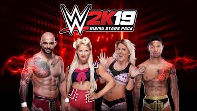 WWE 2K19 - Rising Stars - DLC