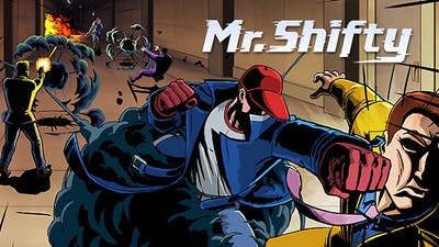 Mr. Shifty
