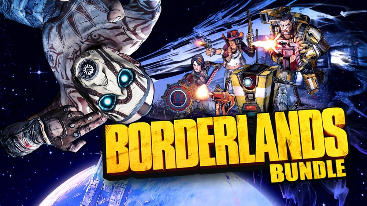 Borderlands Bundle | Steam Game Bundle | Fanatical