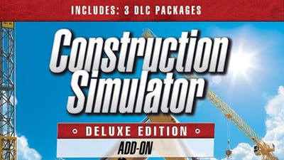 Construction-Simulator Deluxe Add-On DLC