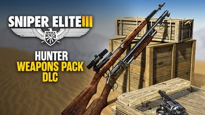 Sniper Elite 3 - Hunter Weapons Pack DLC
