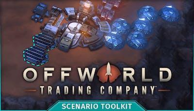 Offworld Trading Company - Scenario Toolkit DLC