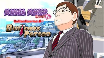 ComiPo!: Business Person DLC