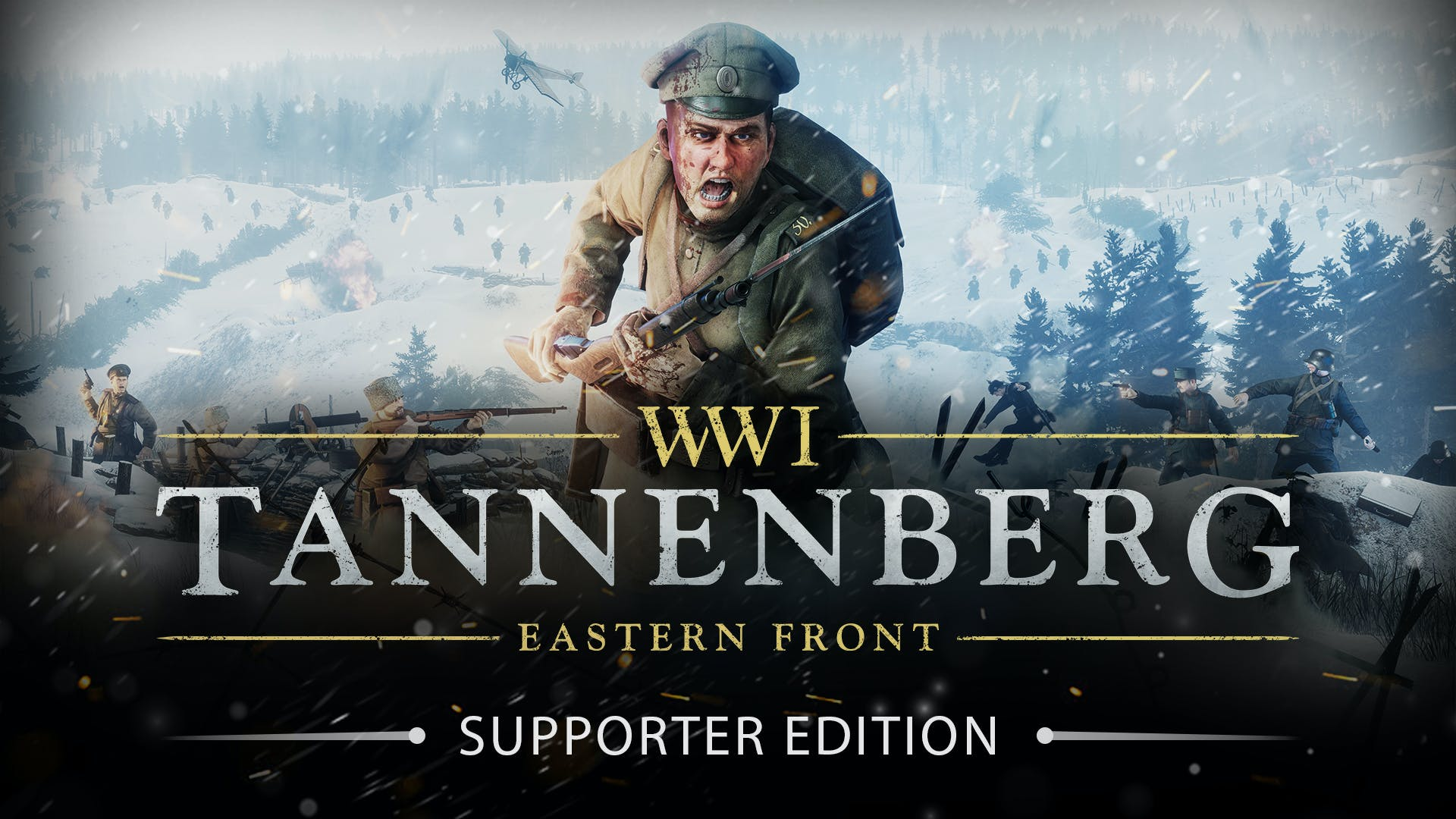 Tannenberg - Supporter Edition