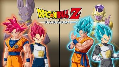 DRAGON BALL Z: KAKAROT - A NEW POWER AWAKENS SET - DLC