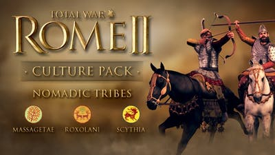 Total War: ROME II - Nomadic Tribes Culture Pack DLC