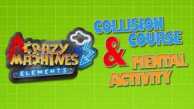 Crazy Machines Elements DLC - Collision Course & Mental Activity DLC