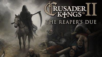 Crusader Kings II: The Reaper's Due DLC
