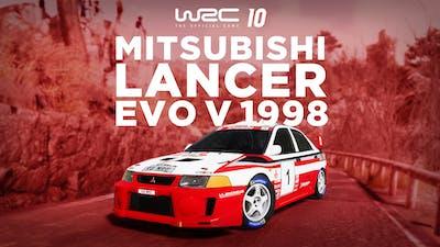 WRC 10 FIA World Rally Championship - Mitsubishi - DLC