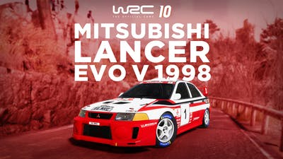 WRC 10 FIA World Rally Championship - Mitsubishi