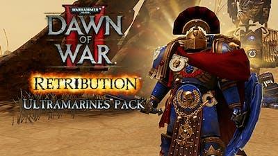 Warhammer 40,000: Dawn of War II Ultramarines Pack DLC
