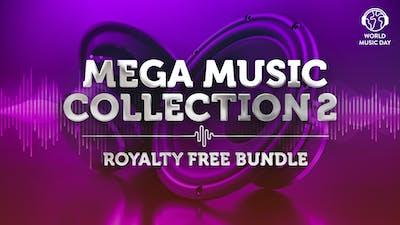 Mega Music Collection 2 Royalty Free Bundle